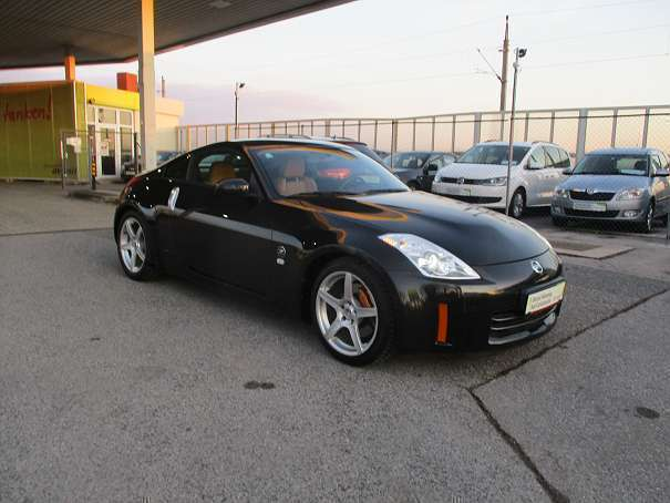 verkauft nissan 350z pack gebraucht 2008 km in wildungsmauer. Black Bedroom Furniture Sets. Home Design Ideas