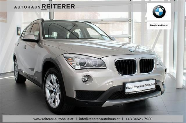 verkauft bmw x1 xdrive18d gebraucht 2012 km in. Black Bedroom Furniture Sets. Home Design Ideas