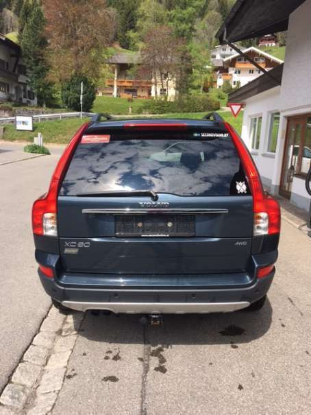 verkauft volvo xc90 suv offroad gebraucht 2008 km in bregenz. Black Bedroom Furniture Sets. Home Design Ideas