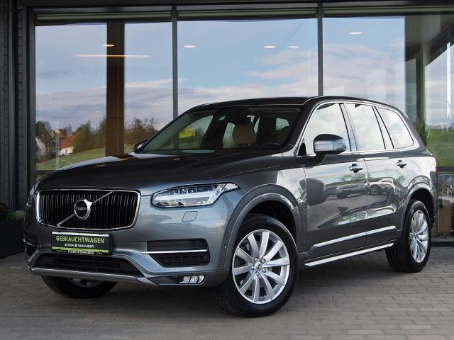 gebraucht d5 awd momentum led navi volvo xc90 2015 km in gf hl. Black Bedroom Furniture Sets. Home Design Ideas
