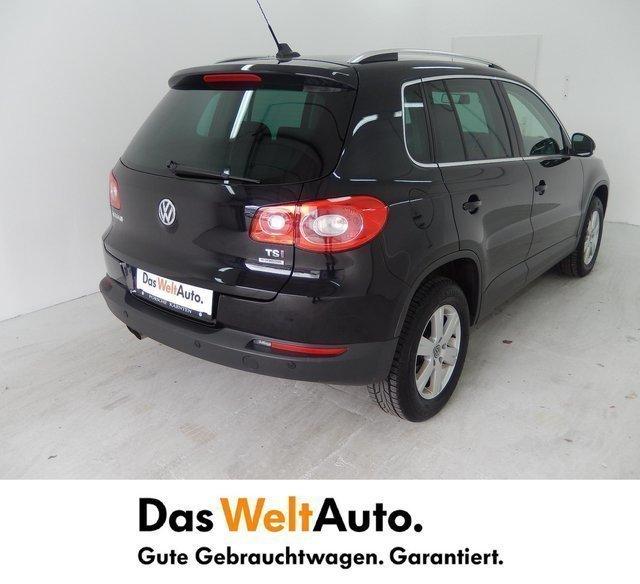 Verkauft VW Tiguan Sport & Style BM Te., Gebraucht 2011