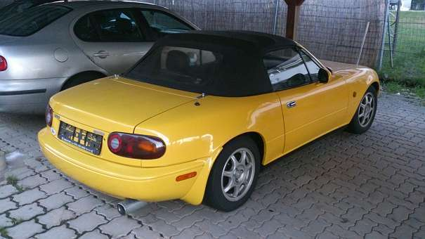 verkauft mazda mx5 cabrio roadster gebraucht 1995 84. Black Bedroom Furniture Sets. Home Design Ideas