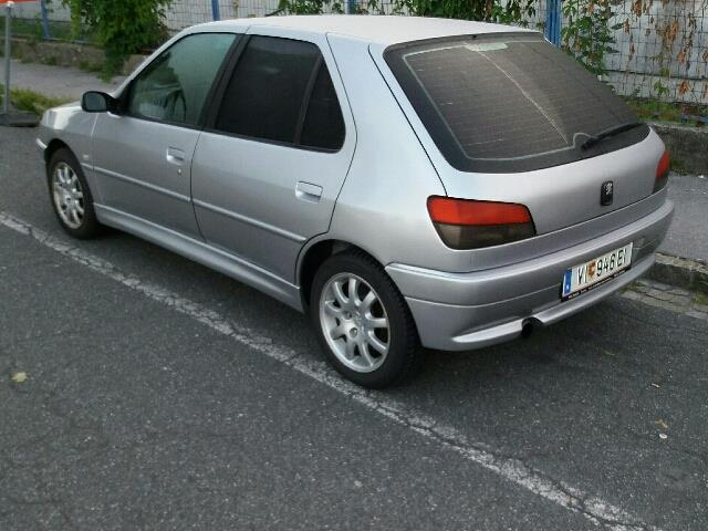 verkauft peugeot 306 hdi xs gebraucht 2001 km in villach. Black Bedroom Furniture Sets. Home Design Ideas