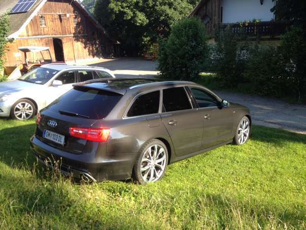 verkauft audi a6 avant 3 0 tdi quattr gebraucht 2012 km in gmunden. Black Bedroom Furniture Sets. Home Design Ideas