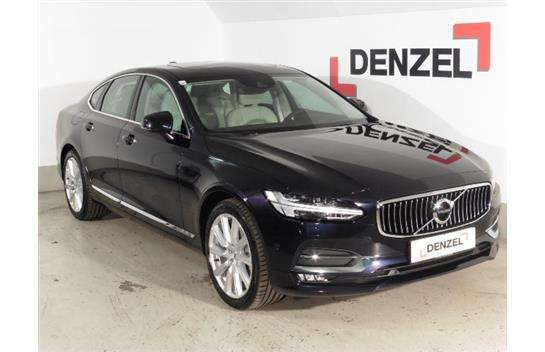 gebraucht d5 awd inscription limousine volvo s90 2016 km in vienna. Black Bedroom Furniture Sets. Home Design Ideas