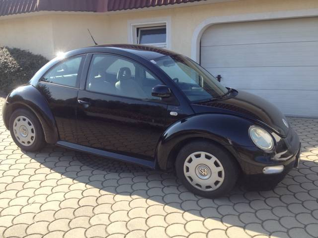 verkauft vw beetle 2 0 gebraucht 1999 km in hartberg. Black Bedroom Furniture Sets. Home Design Ideas