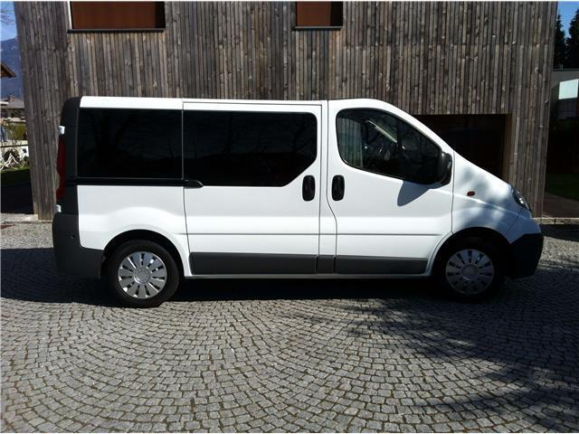 1 4 Gebraucht Opel Vivaro Combi L1h1 2 0 Cdti 7t