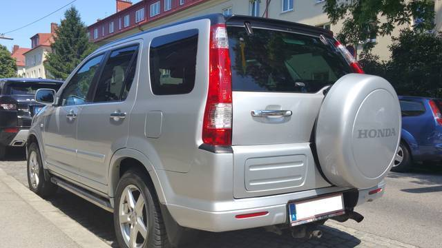 verkauft honda cr v 2 2i ctdi executiv gebraucht 2005 km in wien. Black Bedroom Furniture Sets. Home Design Ideas