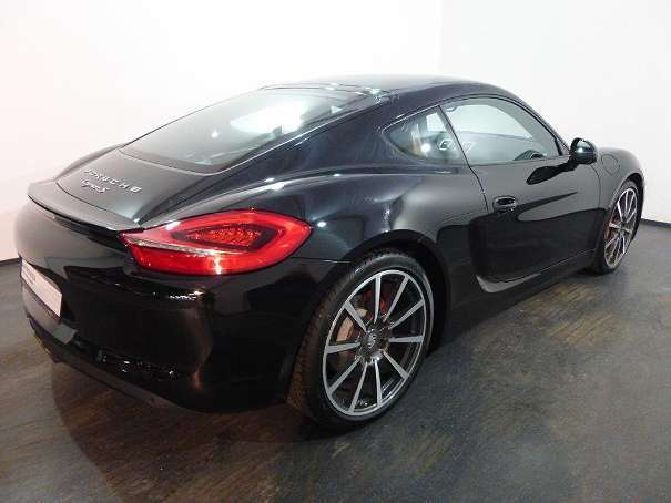 verkauft porsche cayman s 3 4 dsg mit gebraucht 2013 km in wien. Black Bedroom Furniture Sets. Home Design Ideas