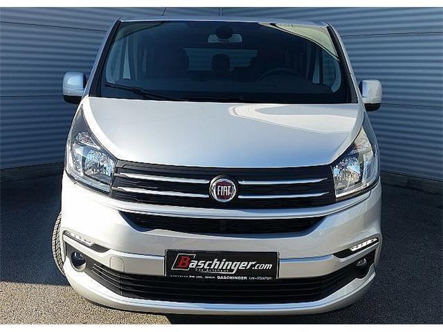 gebraucht panorama 3 0t 1 6 ecojet twin turbo 145 kr fiat talento 2016 km in leonding. Black Bedroom Furniture Sets. Home Design Ideas