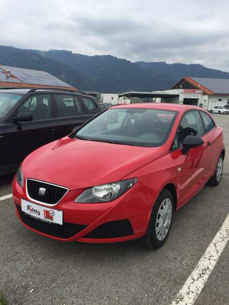 verkauft seat ibiza 6j 1 2 12v klein gebraucht 2009 km in leoben. Black Bedroom Furniture Sets. Home Design Ideas