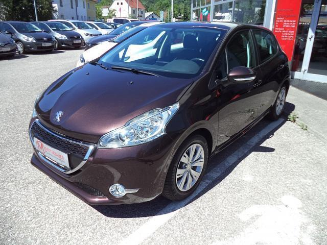 verkauft peugeot 208 active 1 4 hdi 68 gebraucht 2012 km in linz. Black Bedroom Furniture Sets. Home Design Ideas