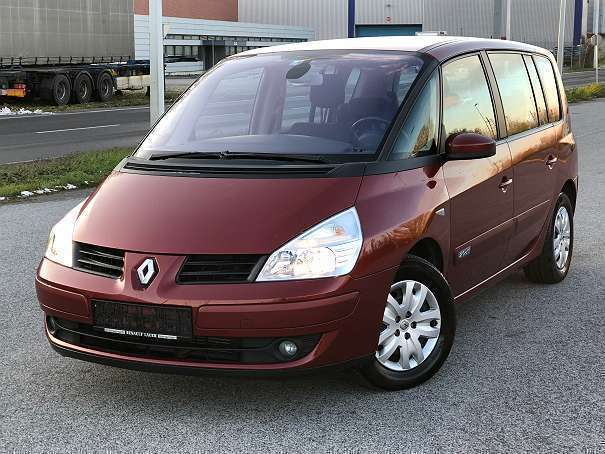 verkauft renault espace business 2 0 d gebraucht 2009 km in wien. Black Bedroom Furniture Sets. Home Design Ideas