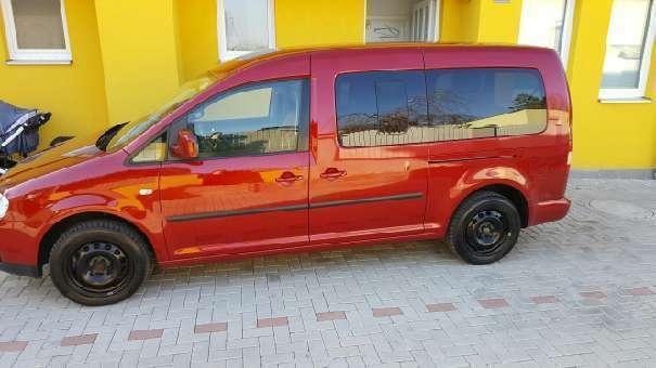 verkauft vw caddy 1 6 benzin van min gebraucht 2008 km in korneuburg. Black Bedroom Furniture Sets. Home Design Ideas