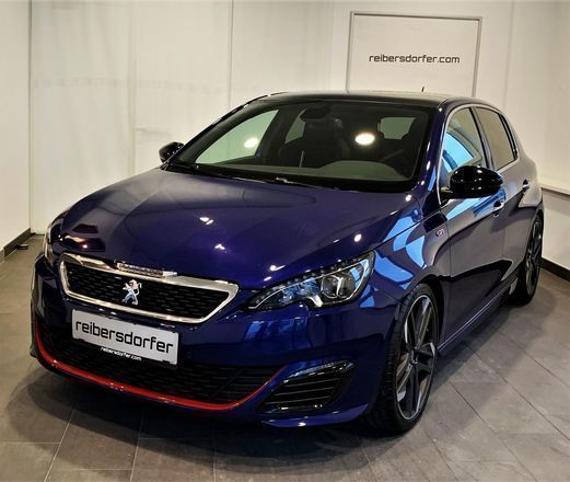 Verkauft Peugeot 308 1,6 e-THP 270 GTi., gebraucht 2016 ...
