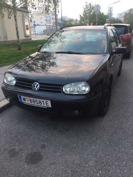 verkauft vw golf 4motion kombi gebraucht 2004 km in wien. Black Bedroom Furniture Sets. Home Design Ideas
