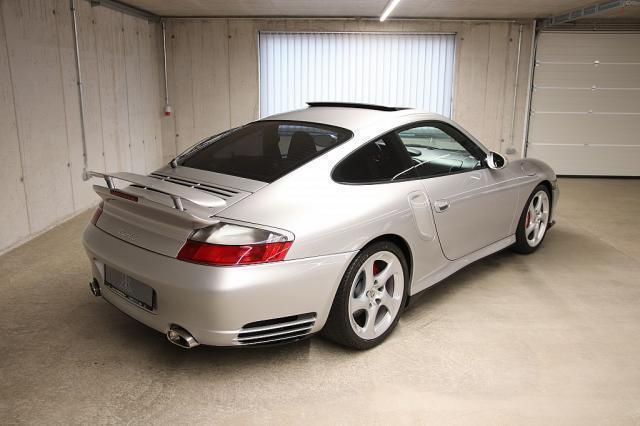verkauft porsche 911 996 turbo coup gebraucht 2000 km in unterweitersdorf. Black Bedroom Furniture Sets. Home Design Ideas