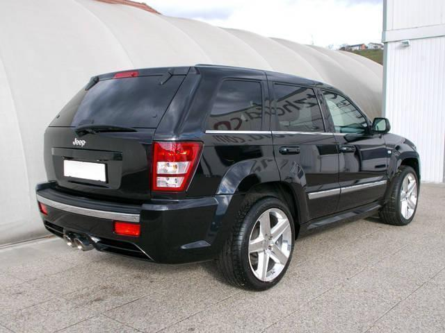 verkauft jeep grand cherokee 6 1 srt8 gebraucht 2007 km in graz. Black Bedroom Furniture Sets. Home Design Ideas