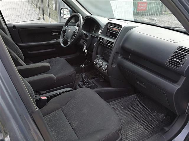 verkauft honda cr v 2 2i ctdi es gebraucht 2005 km in. Black Bedroom Furniture Sets. Home Design Ideas