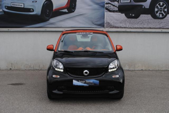 verkauft smart fortwo cabrio fortwo 6 gebraucht 2016 km in wien. Black Bedroom Furniture Sets. Home Design Ideas