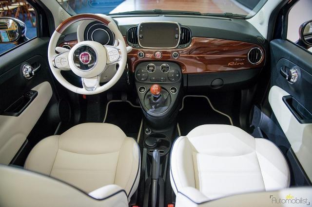 Verkauft Fiat 500c Cabrio 0 9 Twinair Gebraucht 2017 Km In