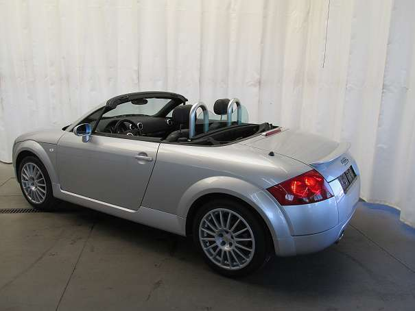 verkauft audi tt roadster roadster cab gebraucht 2003 km in asten. Black Bedroom Furniture Sets. Home Design Ideas