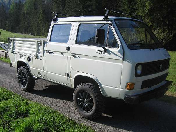 verkauft vw t3 doka 1 6td syncro 2 spe gebraucht 1988 km in scheibbs. Black Bedroom Furniture Sets. Home Design Ideas