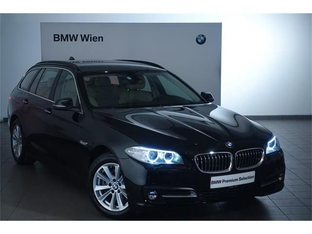 verkauft bmw 518 d gebraucht 2013 km in wien. Black Bedroom Furniture Sets. Home Design Ideas