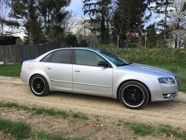 verkauft audi a4 s line limousine gebraucht 2005 km in tulln an der donau. Black Bedroom Furniture Sets. Home Design Ideas