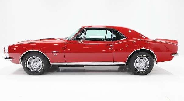 Verkauft Chevrolet Camaro Original Rs Gebraucht 1967 1 Km In Wien