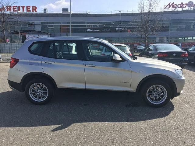 verkauft bmw x3 xdrive20d sterreich p gebraucht 2014 km in wien. Black Bedroom Furniture Sets. Home Design Ideas