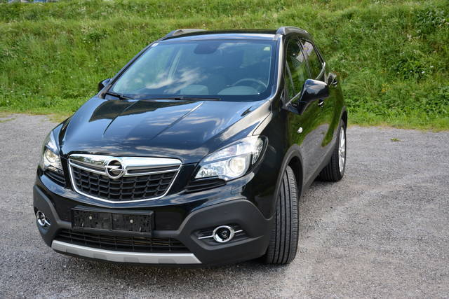 verkauft opel mokka cosmo 4x4 1 7 dt gebraucht 2015 km in oetz. Black Bedroom Furniture Sets. Home Design Ideas