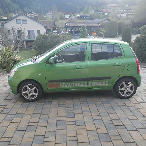 verkauft kia picanto ex cool kompakt gebraucht 2004 km in kapfenberg. Black Bedroom Furniture Sets. Home Design Ideas