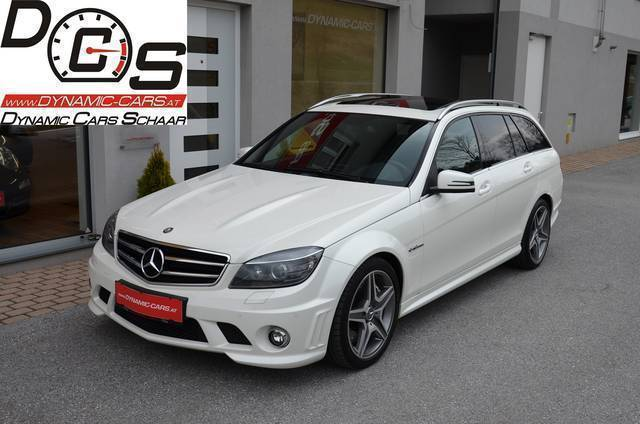 verkauft mercedes c63 amg c klasset am gebraucht 2009 km in anger. Black Bedroom Furniture Sets. Home Design Ideas