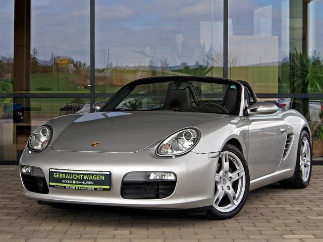 verkauft porsche boxster 2 7 gebraucht 2005 km in gf hl. Black Bedroom Furniture Sets. Home Design Ideas