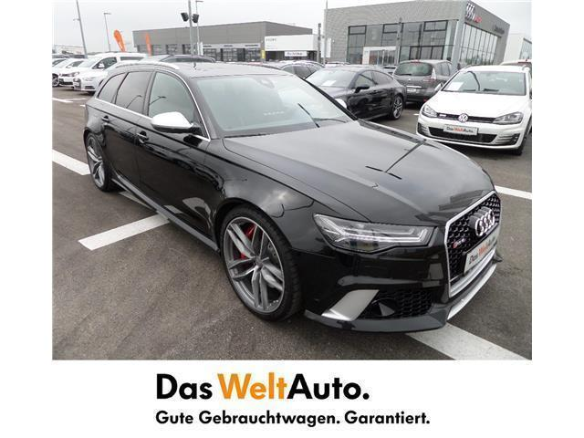 verkauft audi rs6 avant gebraucht 2015 km in wels. Black Bedroom Furniture Sets. Home Design Ideas