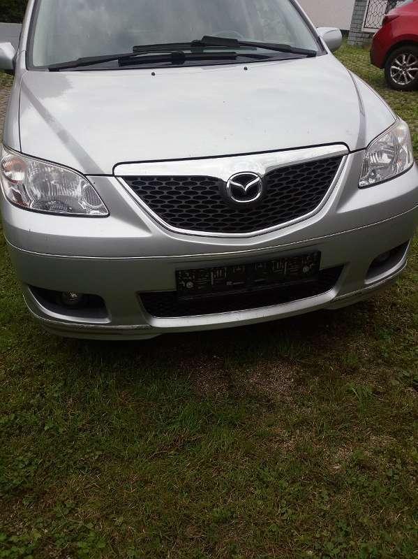 Verkauft Mazda MPV /CD136/TE/6S/Navi K., gebraucht 2004