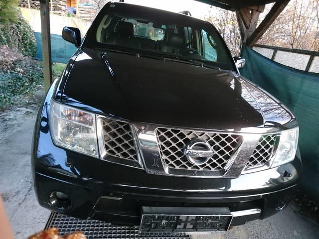 verkauft nissan pathfinder 2 5 dci le gebraucht 2006 km in villach. Black Bedroom Furniture Sets. Home Design Ideas