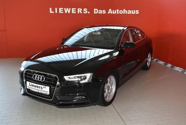 Audi a5 sportback 20 tdi gebrauchtwagen