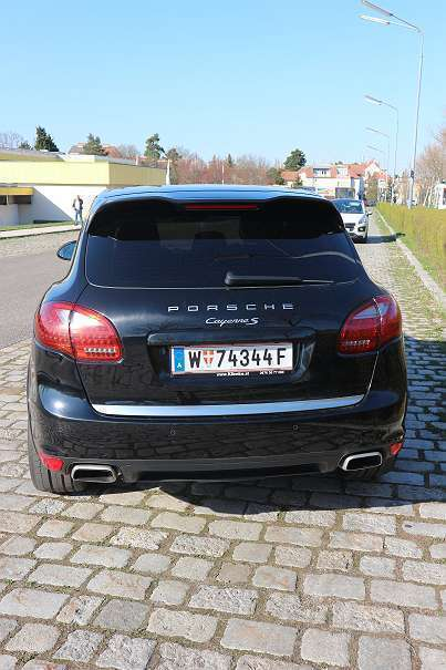 cayenne gebrauchte porsche cayenne kaufen 177 g nstige. Black Bedroom Furniture Sets. Home Design Ideas