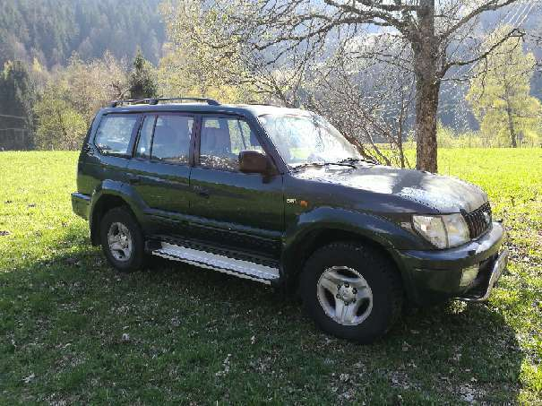 verkauft toyota land cruiser suv off gebraucht 2002 km in murtal. Black Bedroom Furniture Sets. Home Design Ideas