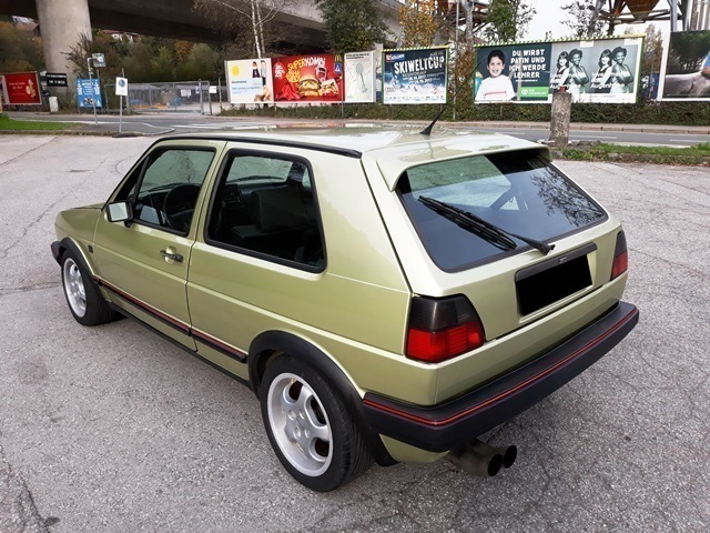 verkauft vw golf gti 16v 2 be service gebraucht 1987 km in kufstein. Black Bedroom Furniture Sets. Home Design Ideas