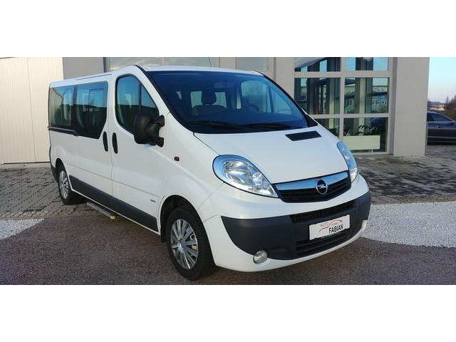 Verkauft Opel Vivaro Combi L2h1 2 0 Cd Gebraucht 2017 179 980 Km