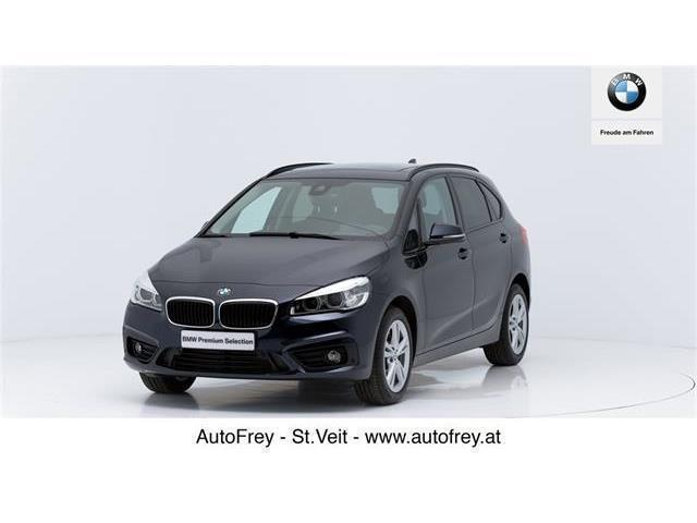 verkauft bmw 216 active tourer 2er rei gebraucht 2016. Black Bedroom Furniture Sets. Home Design Ideas