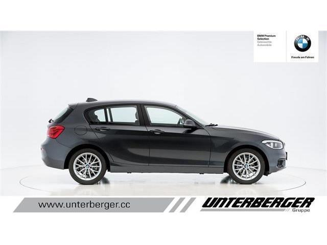 gebraucht 1er reihe d advantage limousine bmw 118 2016 km in innsbruck. Black Bedroom Furniture Sets. Home Design Ideas