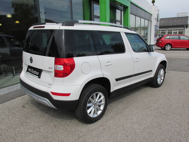 verkauft skoda yeti 2 0 tdi scr 4x4 ac gebraucht 2016 10 km in micheldorf. Black Bedroom Furniture Sets. Home Design Ideas