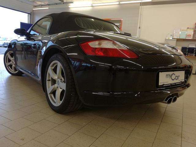 verkauft porsche boxster 987 gebraucht 2008 km in graz. Black Bedroom Furniture Sets. Home Design Ideas