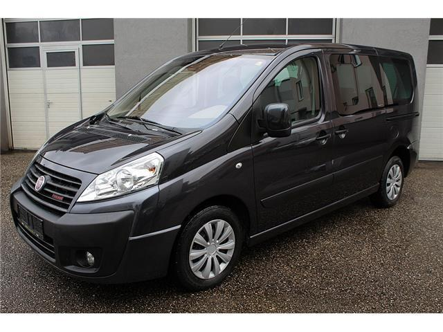 verkauft fiat scudo panorama l1h1 2 0 gebraucht 2009 km in wels. Black Bedroom Furniture Sets. Home Design Ideas