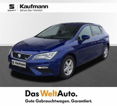 seat leon 1 5 benzin 130 ps 2019 in zell am see. Black Bedroom Furniture Sets. Home Design Ideas