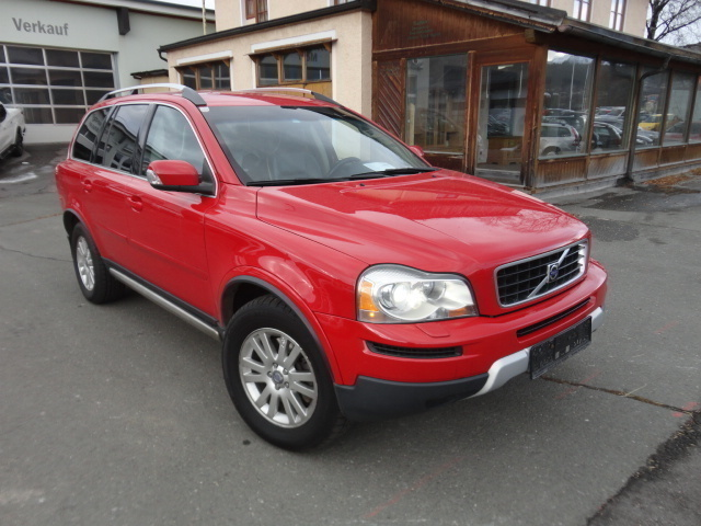 verkauft volvo xc90 d5 a sport geartro gebraucht 2007 km in tamsweg. Black Bedroom Furniture Sets. Home Design Ideas